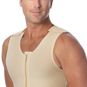 Marena Short Male Compression Vest (MVS)