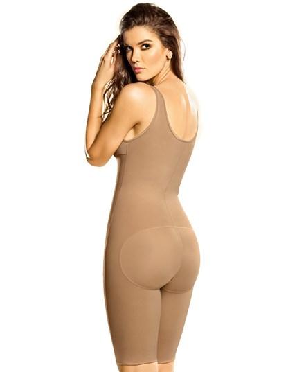 Leonisa Thigh Length Full Bodysuit
