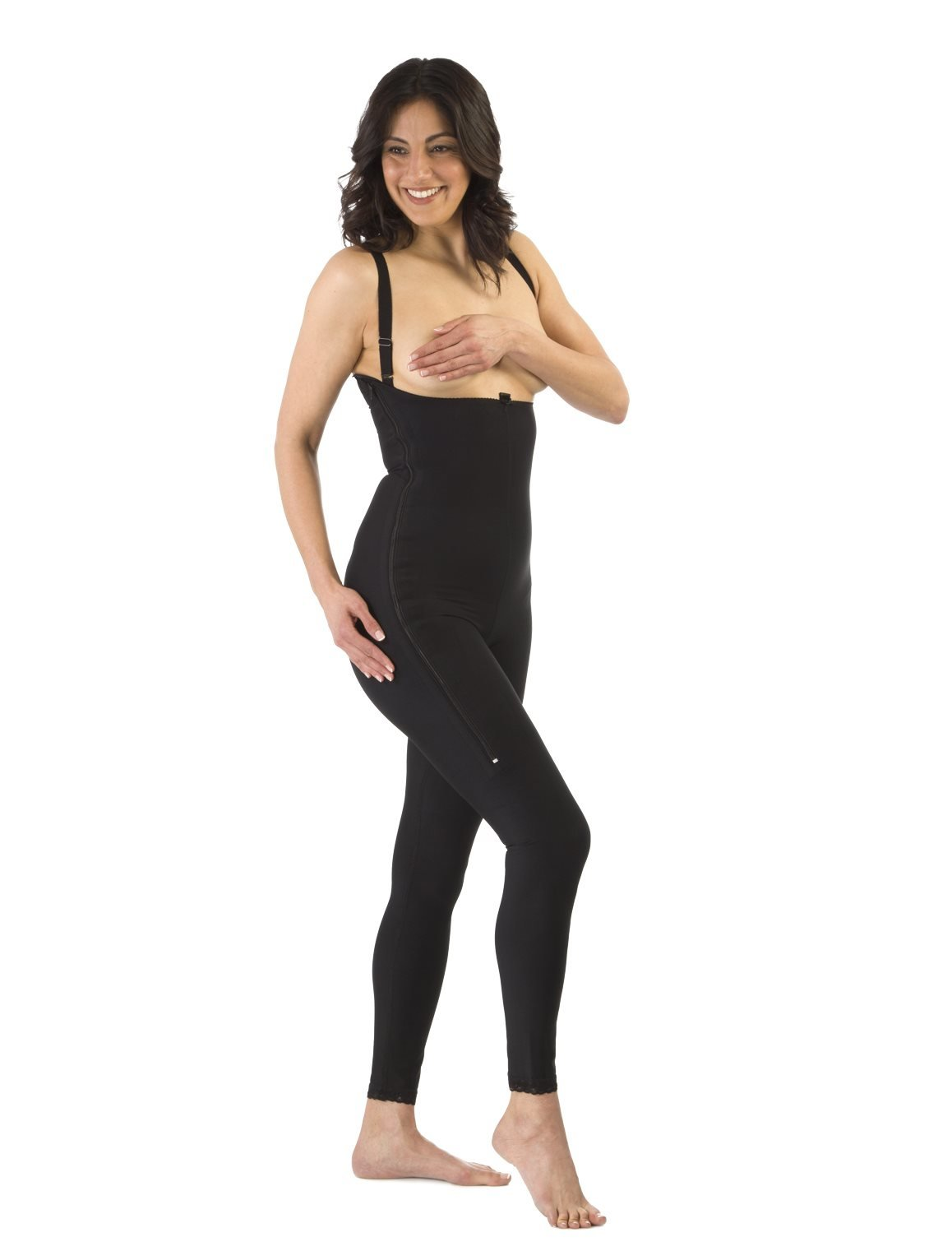 5c660c28807 ClearPoint Medical Full Length High Back Compression Bodysuit - Body ...
