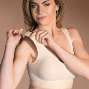 Marena Post Surgery ComfortWeave® Seamless Bra (B01G) 2