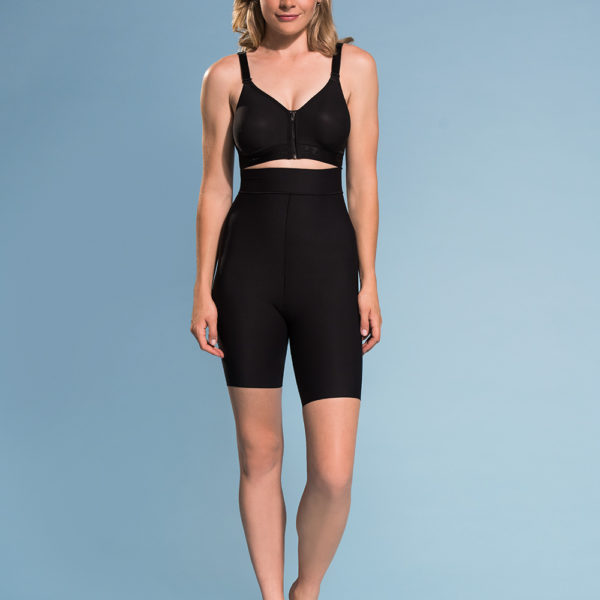 Marena High Waist Compression Shorts (ME-421)