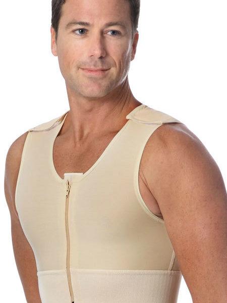 Marena Short Male Compression Vest (MVS)