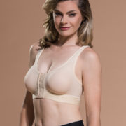 Marena Seamless Cup Low Back PostOp Bra (B11) 2