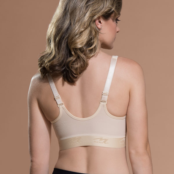 Marena Seamless Cup Low Back PostOp Bra (B11)