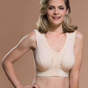 Marena Front Fastening Supportive Bra (BR)
