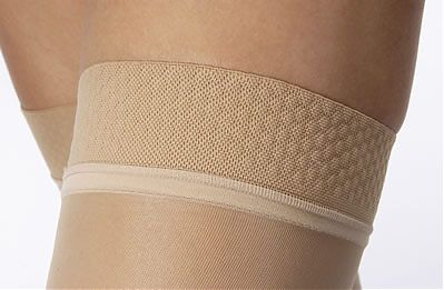 JOBST® UltraSheer Stockings Sensitive Silicone Band